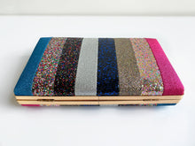 MUSE Multi-Colour Sparkle Clutch