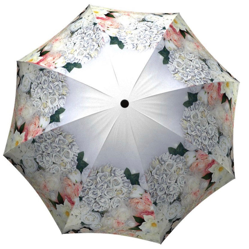 WHITE ROSES Umbrella
