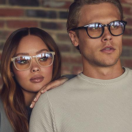 Walk On • Men's Blue Light Glasses by QUAY