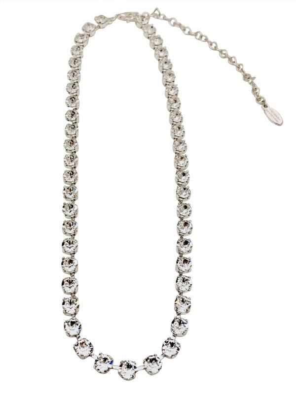 JANICE Swarovski Single Strand Necklace