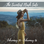 The Sweetest Flash Sale
