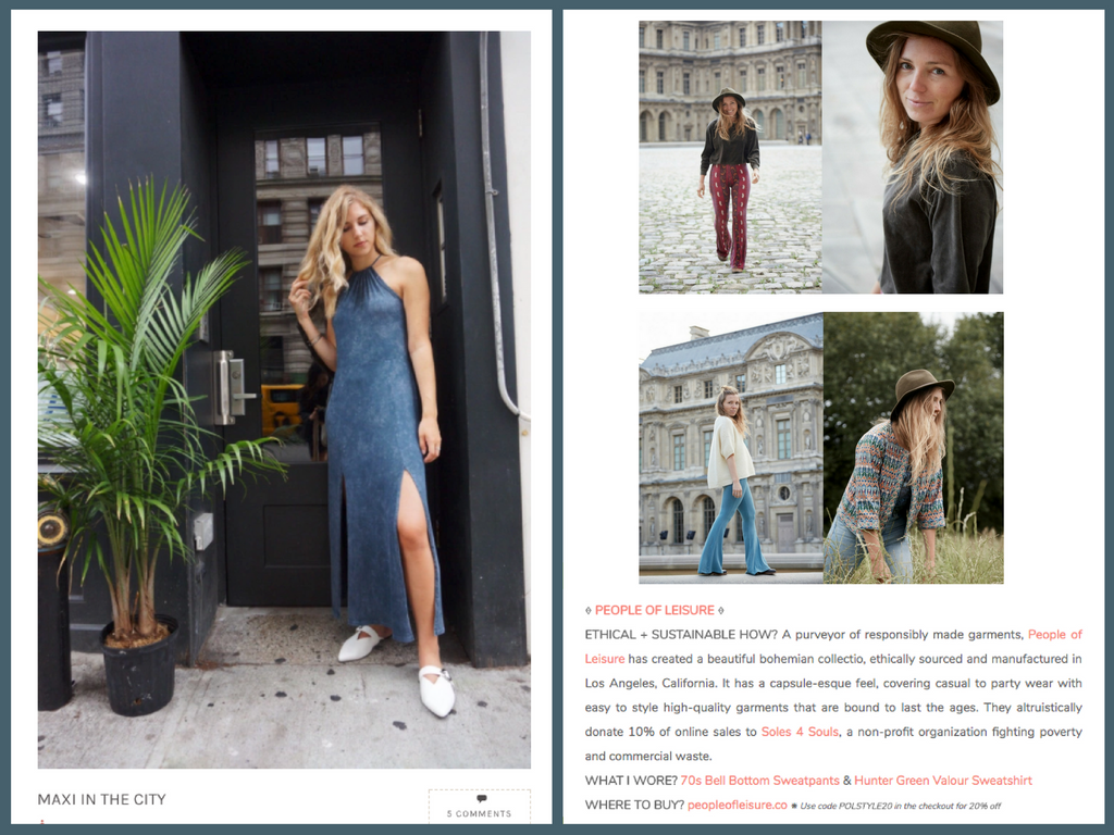 featured in - sassofstyle + leotie lovely