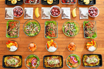 customized fitness meal plans
