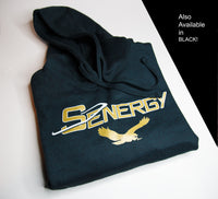 Senergy Hoodie - Building This House Brick By Brick