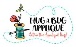 Hug A Bug Applique