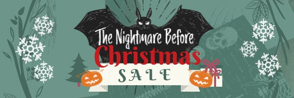 Nightmare Before Christmas Sale