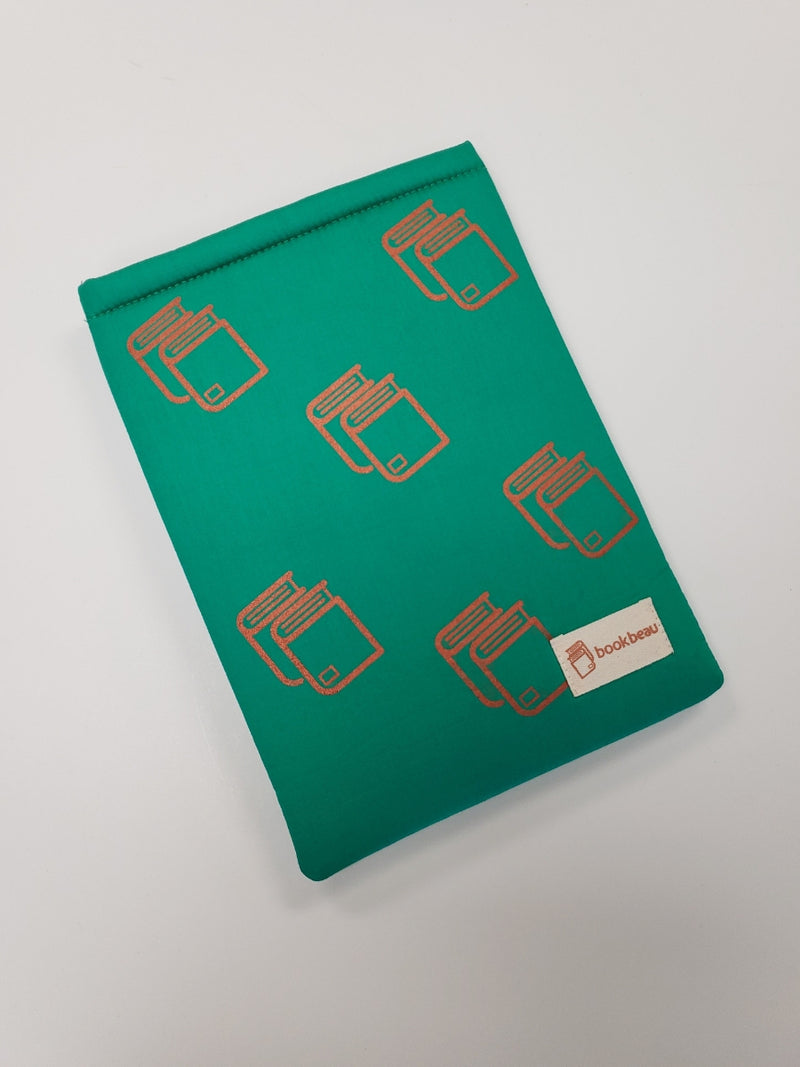 Logo Beau (Emerald and Copper)