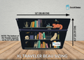 Wizardly Bookshelf Traveler