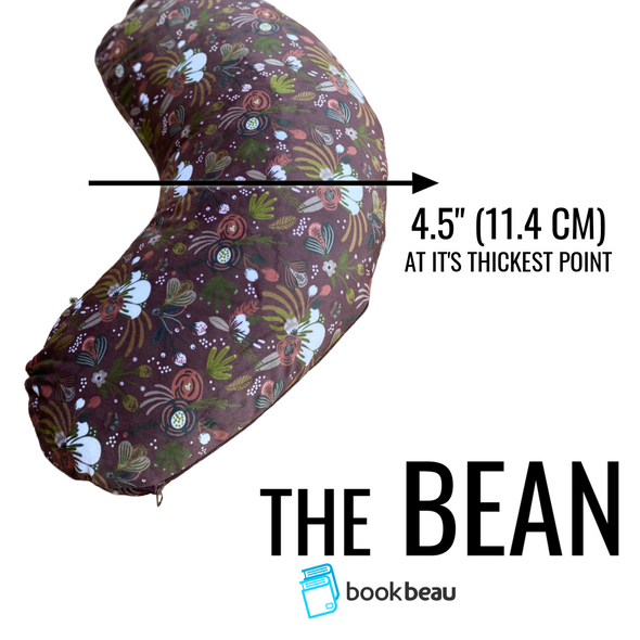 PRE ORDER | COVER ONLY Autumn Floral (Flat Minky) | Reading Bean