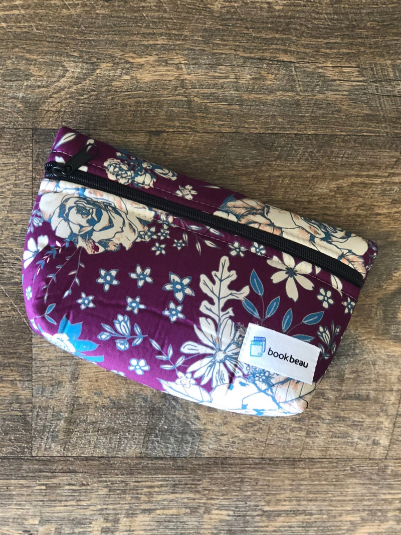 Plum Floral | Hand Bags