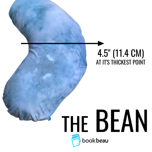 Ice Dye (Flat Minky) | Reading Bean