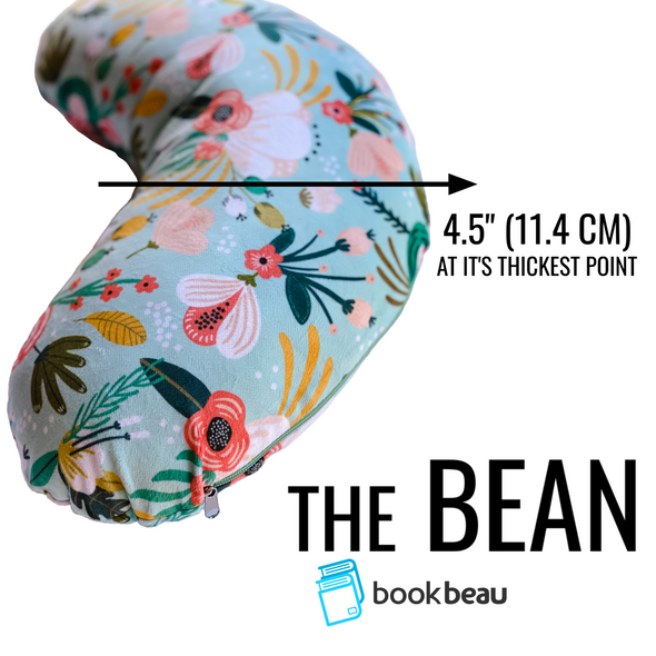 REPLACEMENT COVER ONLY Library Cards (Flat Minky) | Reading Bean