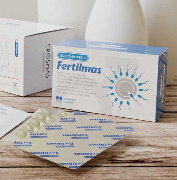 Fertilmas for male infertility treatment