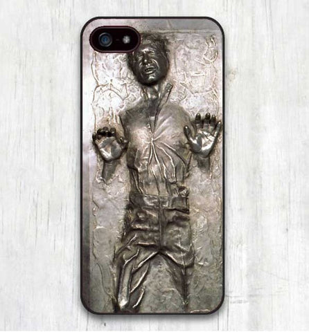 Star Wars Carbonite Hard Cover for iphone