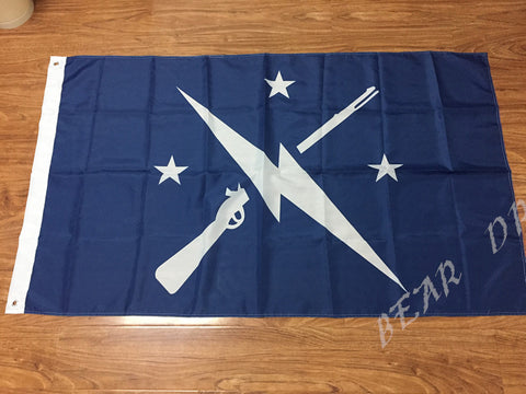 Fallout Commonwealth Minutemen Flag