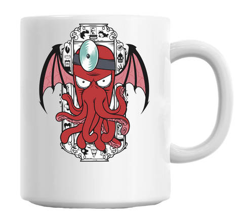 The Call Of Zoidthulhu Mug