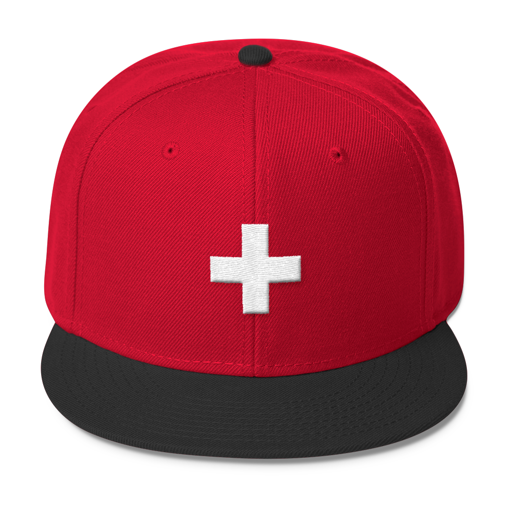 Swiss Red Cross Cap