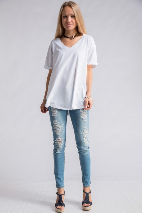 Slouchy Fit Tunic