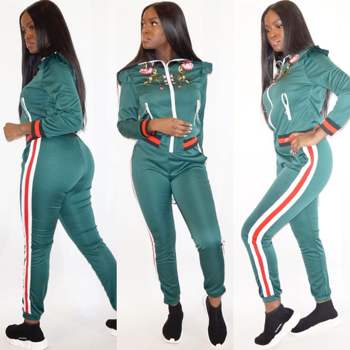 Amour Track Suit