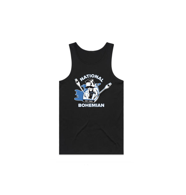 SAIL AWAY TANK - BLACK