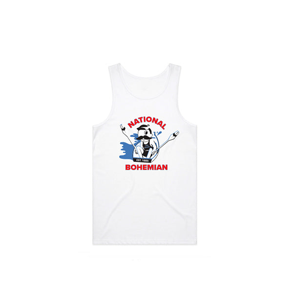 SAIL AWAY TANK - WHITE