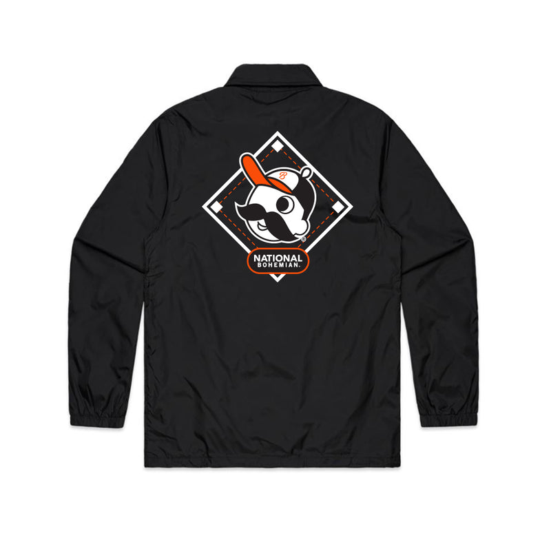 NATTY BOH COACHES JACKET