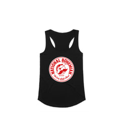 EYE WOMEN'S TANK - BLACK
