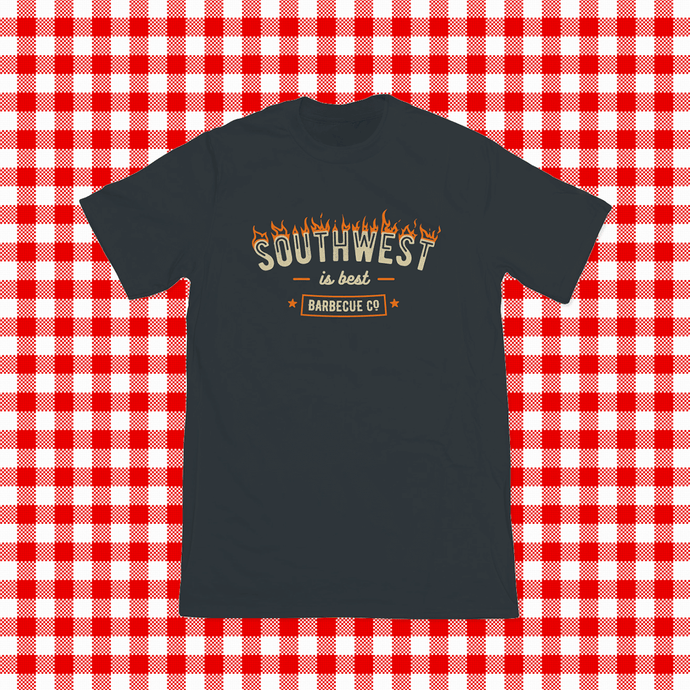 South West is Best BBQ T-Shirt