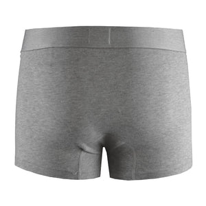 3 Total Grey Boxer Briefs pack - kloters