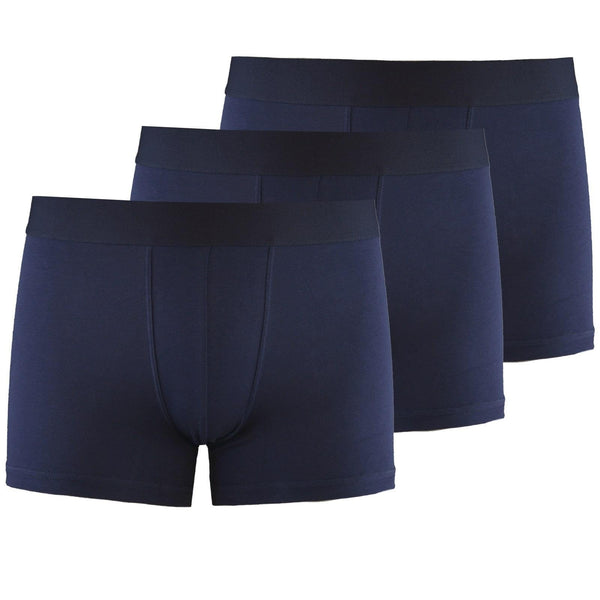 3 Total Blue Boxer Briefs Pack - kloters