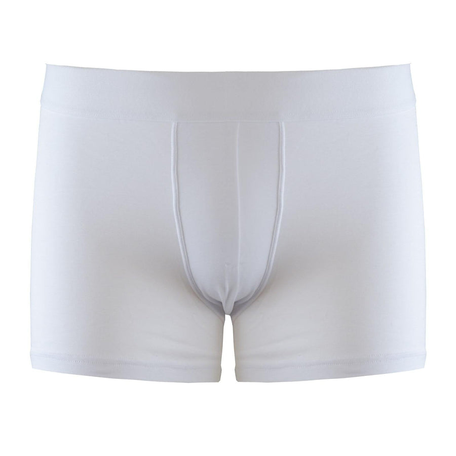 3 Total White Boxer Briefs Pack - kloters