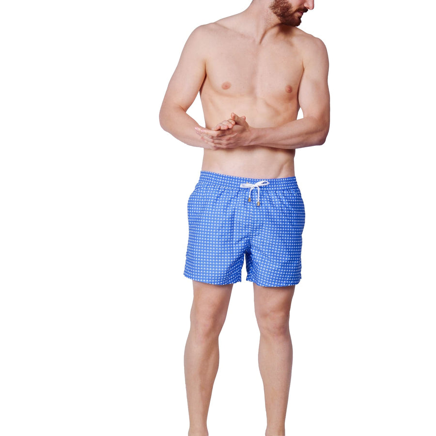 White Sails Swim Shorts - kloters