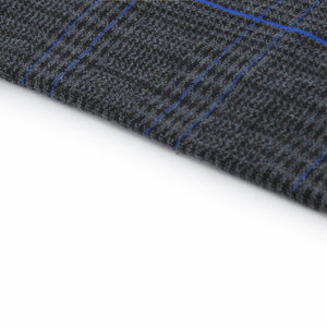 Blue and Grey Glencheck Socks Pack - kloters