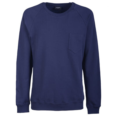 Blue Sweatshirt with Pocket - kloters