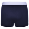 3 Blue Boxer Briefs with Buttons Pack