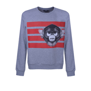 Monkey USA Sweatshirt - kloters