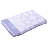 Grey Tile Beach Towel