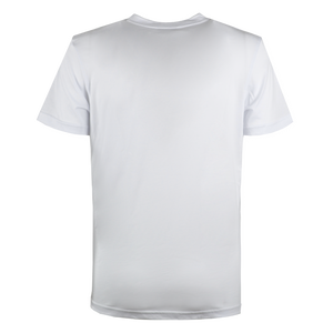 RepAir White Genderless T-shirt