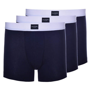 Boxer Briefs - 3 Blue Boxer Briefs Pack