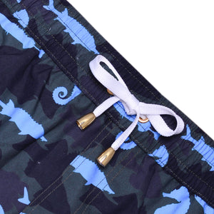 Fish Camo Swim Shorts - kloters