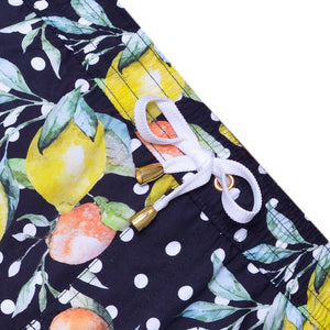 Lemons and Dots Swim Shorts - kloters