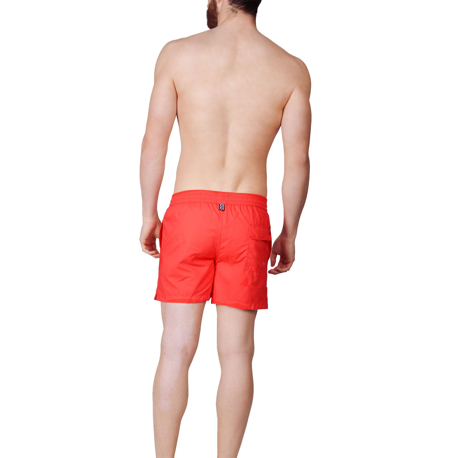 Red Swim Shorts - kloters