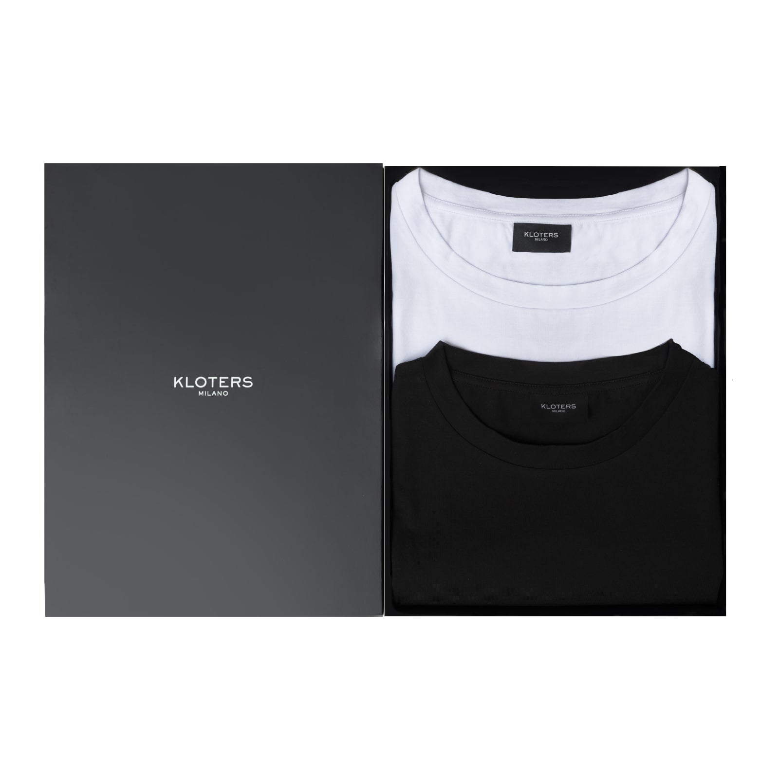 T-shirt Pack: Black & White - kloters