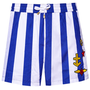 Striped Swim Shorts - kloters