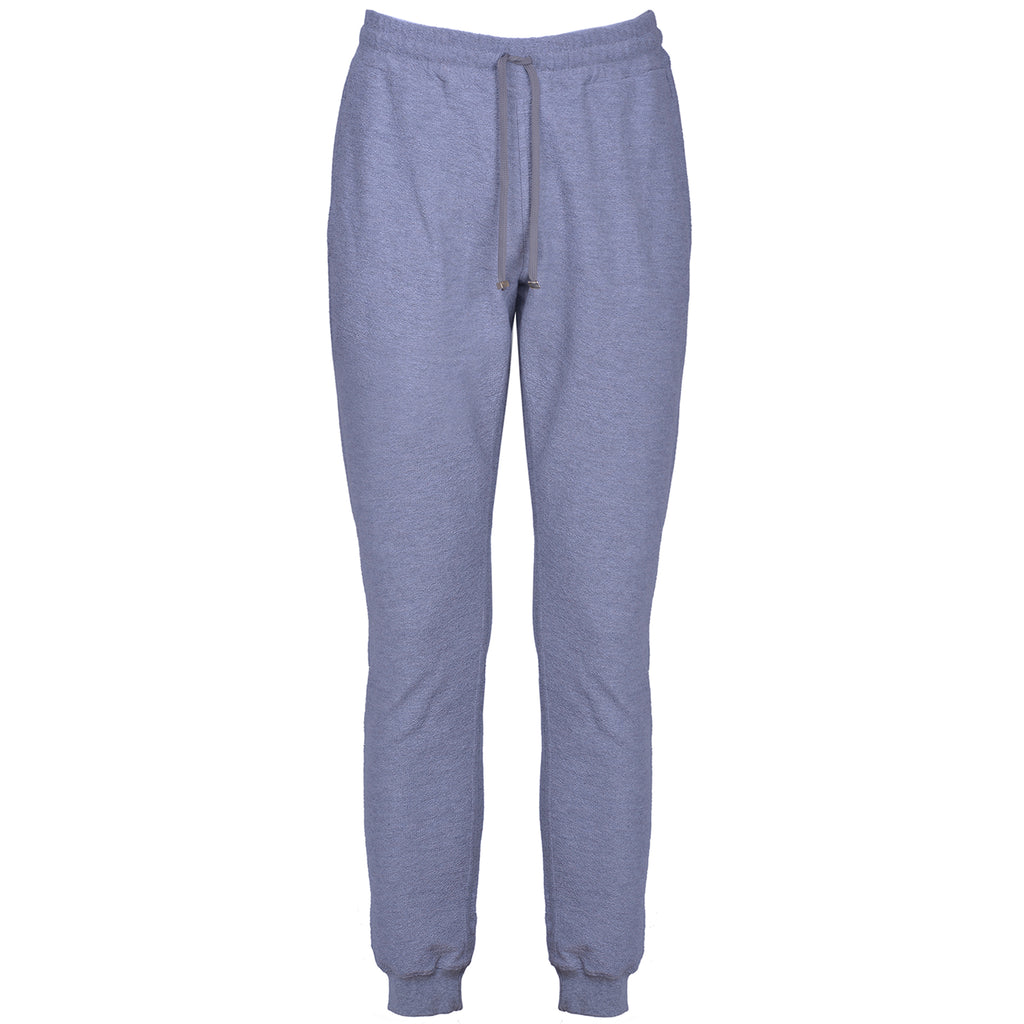 Sweatpants - Grey Cotton Sweatpants
