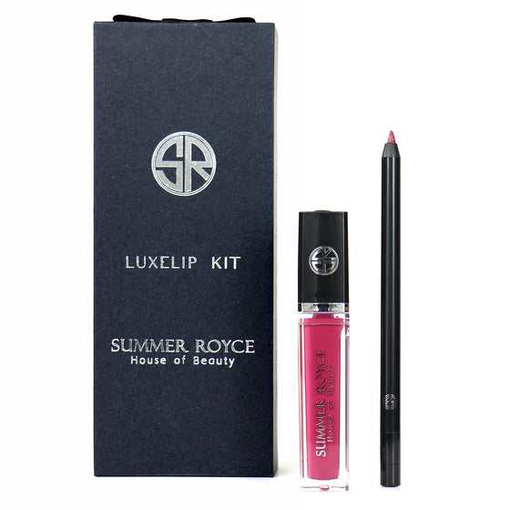 LuxeLip Kit Matte, Liquid Lip and Liner Tester