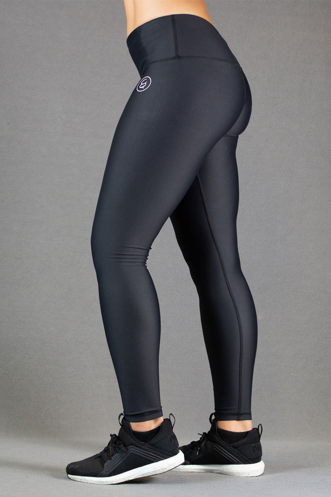 Conquer New Level Tights dame - Black