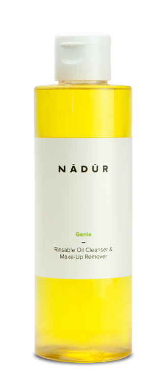 Award winning natural, vegan cleanser and makeup remover