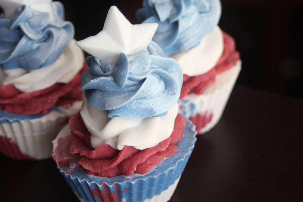 Advanced Soap Class: Soap Cupcakes & Piping