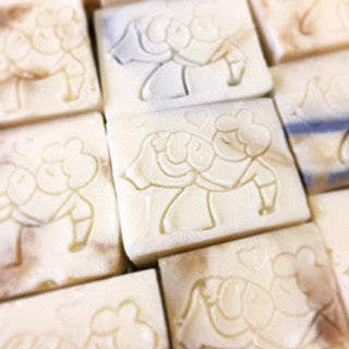 Soap Favors - Wedding